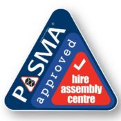 We Are A Member Of The Prefabricated Access Suppliers' And Manufacturers' Association (PASMA)