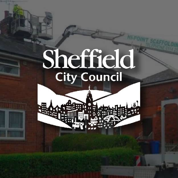 We Have Overseen Projects For Sheffield City Council
